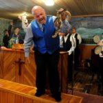 Kígyómarástól halt meg egy csodában bízó kentucky-i lelkész
